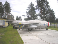 29937 @ ESPA - Swedish AF, Museum Norrbottens Wing F-21 , Lulea - by Henk Geerlings