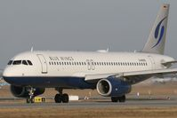 D-ANNG @ EDDF - Bluewings A320 - by Andy Graf-VAP
