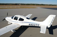 N103TQ @ KLZU - Imagine Air Cirrus SR22 N103TQ at KLZU - by Scott Bedenbaugh