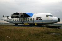 D-AELC @ EDDK - only fuselage - by Wolfgang Zilske