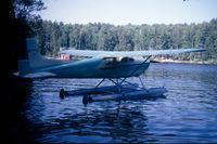 CF-YPZ - McCarroll's Lake, Ontario - by Doug Kettles