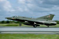 AR-102 @ EKKA - In the early nineties the Draken was slowly withdrawn. This is one of tha last active ones. - by Joop de Groot