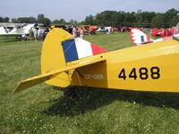 CF-GER @ KOSH - EAA AirVenture 2008. - by Mitch Sando