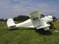 N19493 @ KOSH - EAA AirVenture 2008. - by Mitch Sando