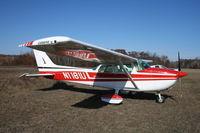 N1181U @ 68C - Cessna 172 - by Mark Pasqualino