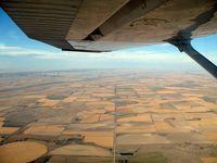 N96299 @ KIBM - Overflying Southwestern Nebraska... - by Victor Agababov
