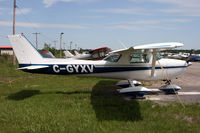 C-GYXV @ MASCOUCHE - / - by Nick Dean