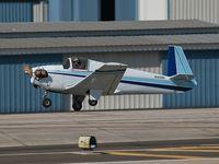 N4096 @ SMO - N4096 departing from RWY 21 - by Torsten Hoff