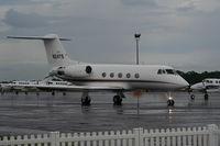 N24YS @ ORL - Gulfstream II