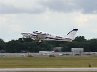 N30HB @ ORL - Cessna 340A