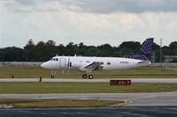 N100EG @ ORL - Gulfstream G159 - by Florida Metal