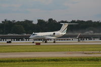 N192FG @ ORL - Gulfstream GII - by Florida Metal