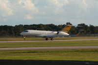 N234GX @ ORL - Bombardier Global Express XRS