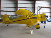 N582 @ D52 - In the hanger at Geneseo - by Terry L. Swann