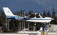 N34081 @ KPAE - Got my complex sign off in this airframe and had a gear failure in it at the same time!