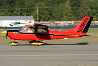 N30390 @ KBFI - Now this is taking it literally! a Cardinal red Cardinal I like it
