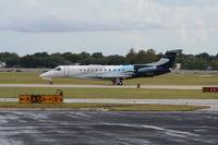N518JT @ ORL - Embraer Legacy 600