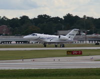 N525NG @ ORL - Cessna CJ4