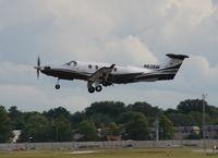 N638AV @ ORL - Pilatus PC-12