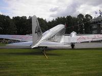 N39165 @ EHLE - DC-2 cs PH-AJU Uiver  - by Henk Geerlings
