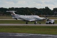 N661WP @ ORL - Pilatus PC-12