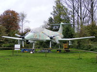 A-528 @ NONE - Norfolk & Suffolk Aviation Museum - by chris hall