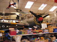 WV605 @ NONE - Norfolk & Suffolk Aviation Museum - by chris hall