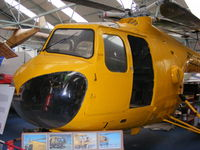 XG518 @ NONE - Norfolk & Suffolk Aviation Museum - by chris hall
