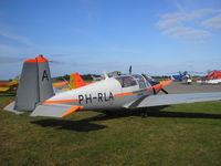 PH-RLA @ EHKD - Heldair - Maritime Airshow, Den Helder - De Kooy Airport , Sep 2007 - by Henk Geerlings