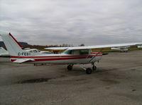 C-FESI @ CZBA - Spectrum Airways training aircraft, Burlington Airport, Ontario Canada - by PeterPasieka