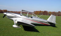 N112KW @ IA27 - RV-4 at Antique Airfield near Blakesburg, IA - by BTBFlyboy