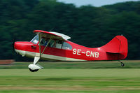 SE-CNB @ EBDT - at the old timer fly in 2008.