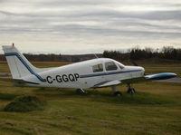 C-GGQP @ CZBA - @ Burlington Airport - by PeterPasieka