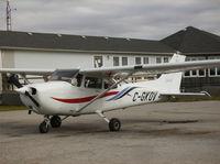 C-GKOV @ CZBA - Spectrum Airways training aircraft, Burlington Airport, Ontario Canada - by PeterPasieka