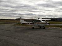 C-GYEP @ CZBA - Spectrum Airways training aircraft, Burlington Airport, Ontario Canada - by PeterPasieka