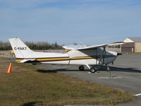 C-FAKT @ CYPQ - @ Peterborough Airport, Ontario Canada - by PeterPasieka