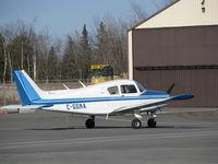 C-GGMA @ CYPQ - Peterborough Airport, Ontario Canada - by PeterPasieka