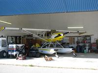 C-GZWH @ CYPQ - Peterborough Airport, Ontario Canada - by PeterPasieka