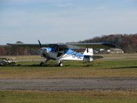 CF-GIC @ CYPQ - @ Peterborough Airport, Ontario Canada - by PeterPasieka