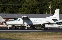N28AN @ KBFI - Replaced our local Trislander what a shame!