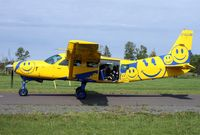 C-GJJM @ CSG5 - St. Jean Chrysostome - by Nick Dean