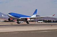 G-WWBM @ KLAS - BMI British Midland / 2001 Airbus Industrie A330-243 - by Brad Campbell