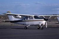 N6214P @ KGUP - Cessna P210 C/N P2100152