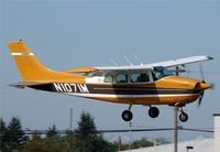 N1071M @ KPAE - 34R at KPAE great for close action shots in the Summer - by Nick Dean
