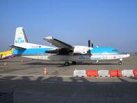 PH-KVK @ EHRD - KLM Cityhopper , Rotterdam Airport 2006 - by Henk Geerlings