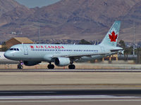 C-FZUB @ KLAS - Air Canada / 2003 Airbus A320-214