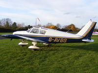 G-AVBG photo, click to enlarge