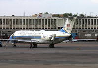 73-1682 @ UUEE - USA Air Force DC-9 - by Christian Waser