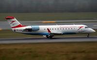 OE-LCQ @ VIE - Austrian arrows Canadair Regional Jet CRJ200LR - by Joker767