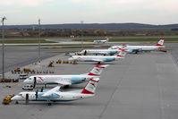 OE-LTK @ VIE - Austrian arrows De Havilland Canada DHC-8-314Q